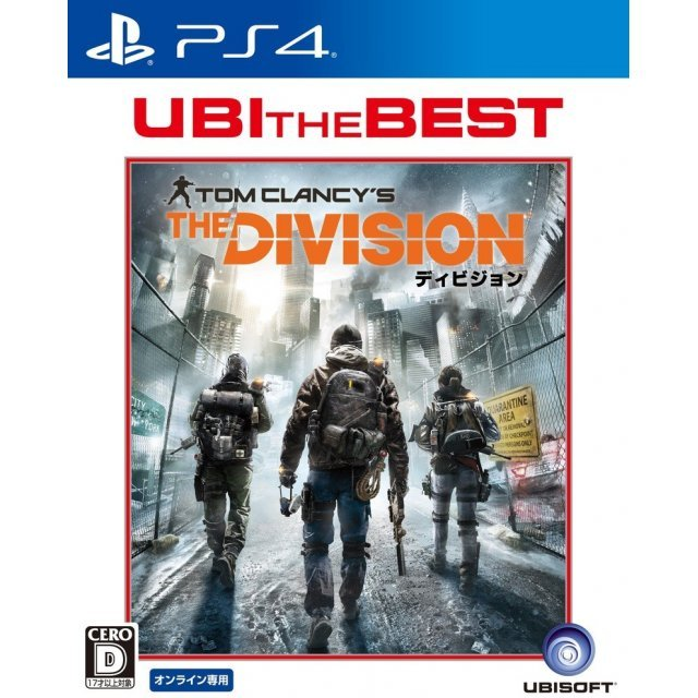 Tom Clancy's: The Division (UBI the Best)