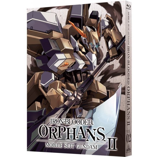 Mobile Suit Gundam: Iron-Blooded Orphans 2 Vol.2 [Limited Edition]