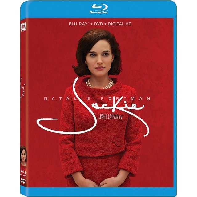 Jackie [Blu-ray+DVD+Digital HD]