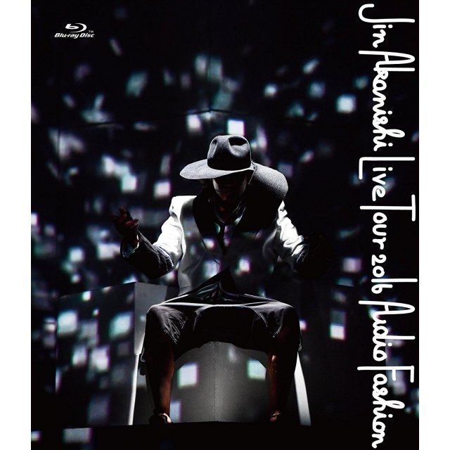 Jin Akanishi Live Tour 2016 - Audio Fashion Special In Makuhari