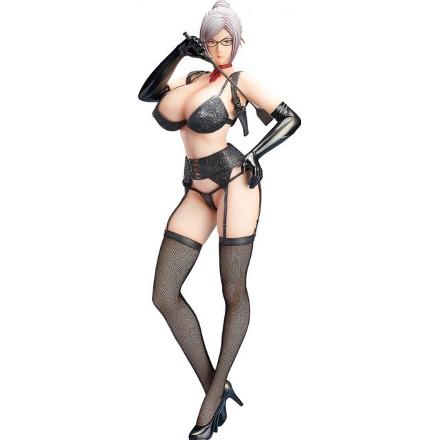 Prison School 1/4 Scale Pre-Painted Figure: Meiko (Vice-President)