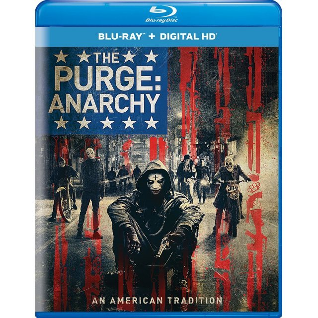 The Purge: Anarchy [Blu-ray+Digital HD]