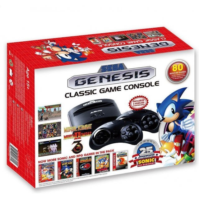 At Games Sega Genesis Classic Game Console (2016 Version)