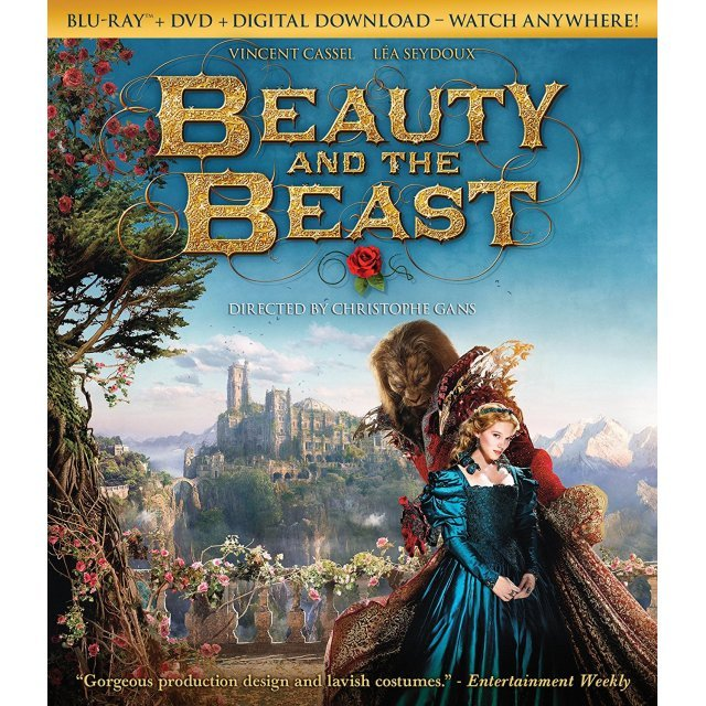 Beauty And The Beast [Blu-ray+DVD]