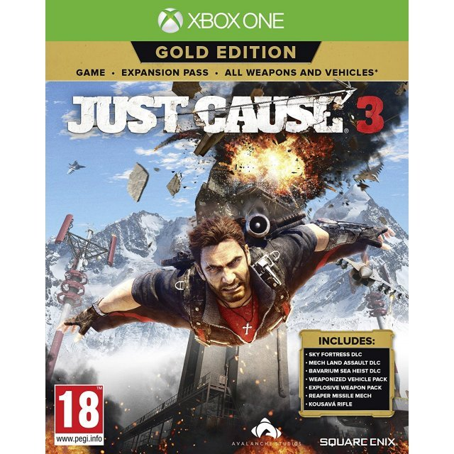 Just Cause 3: Gold Edition