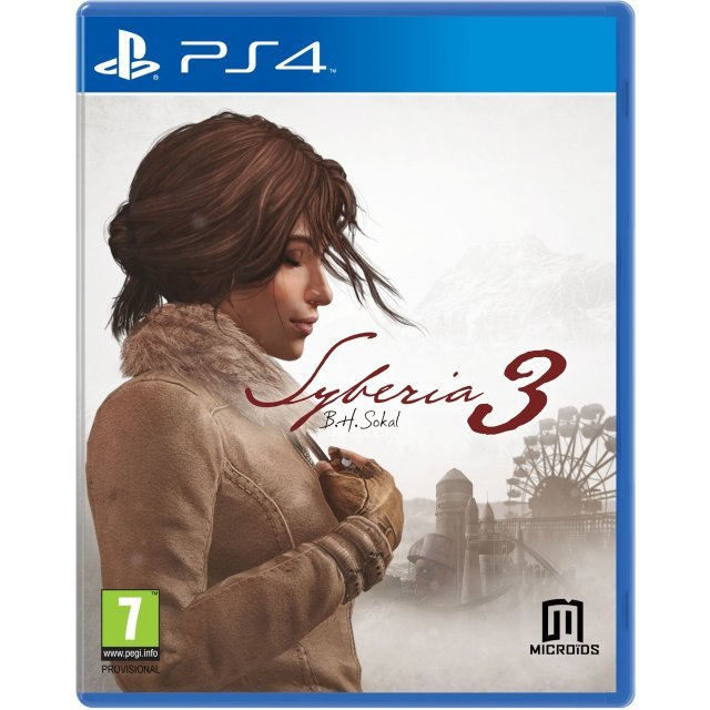 Syberia 3 (English & Chinese Subs)