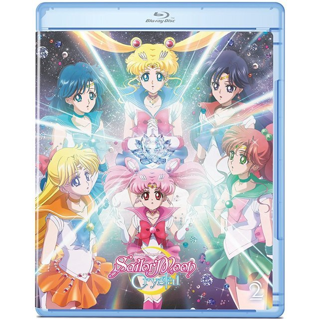 Sailor Moon Crystal: Set 2 [Blu-ray+DVD]