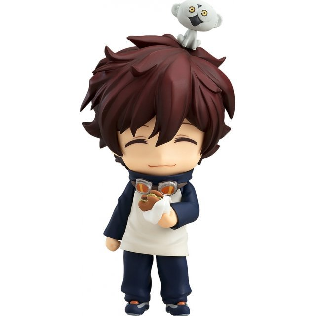 Nendoroid No. 742 Blood Blockade Battlefront & Beyond: Leonardo Watch (Re-run)