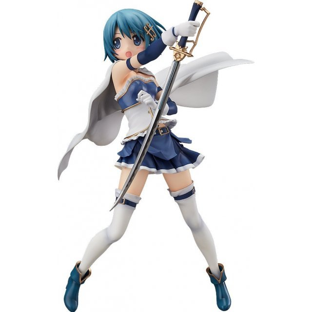 Puella Magi Madoka Magica The Movie The Beginning Story / The Everlasting 1/8 Scale Pre-Painted Figure: Sayaka Miki