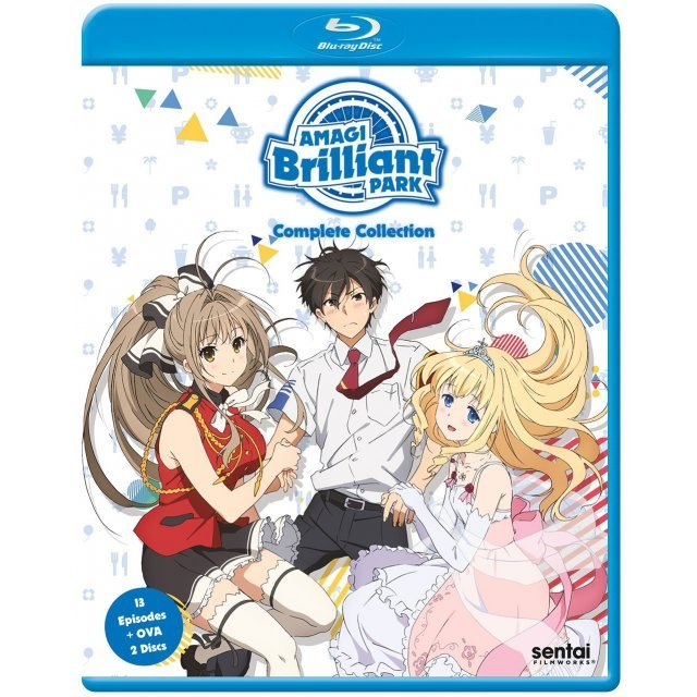 Amagi Brilliant Park [Blu-ray+DVD]