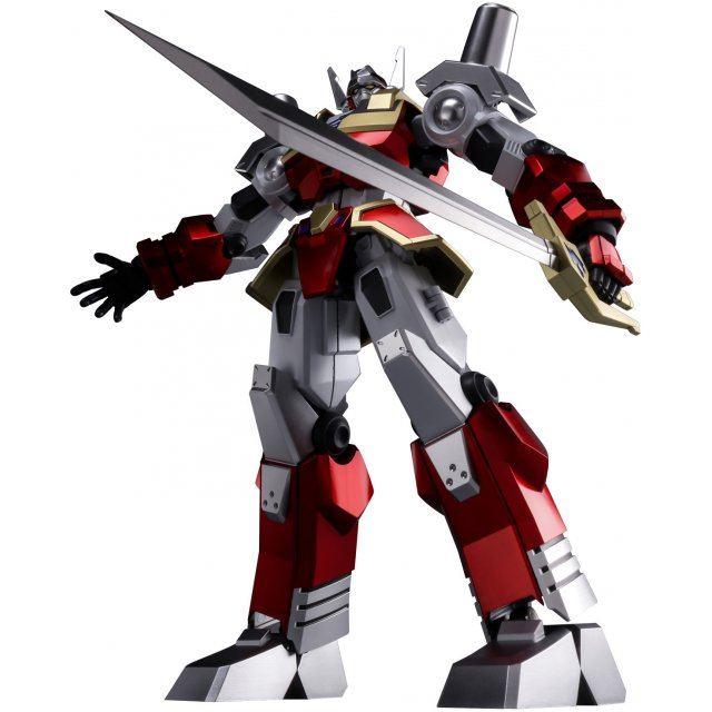 Metamor-Force Bari Ation Machine Robo Revenge of Cronos: Baikanfu