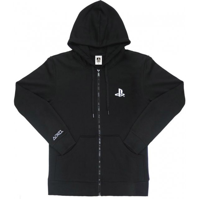 PlayStation Extreme Black Hood Jacket (M Size)