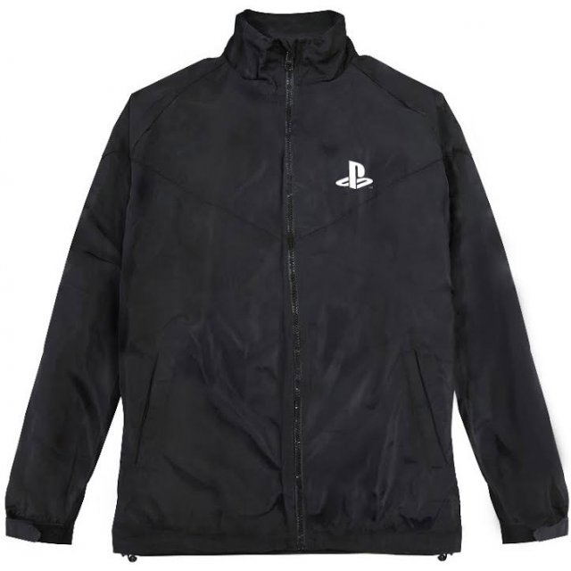 PlayStation Extreme Black Jacket (L Size)