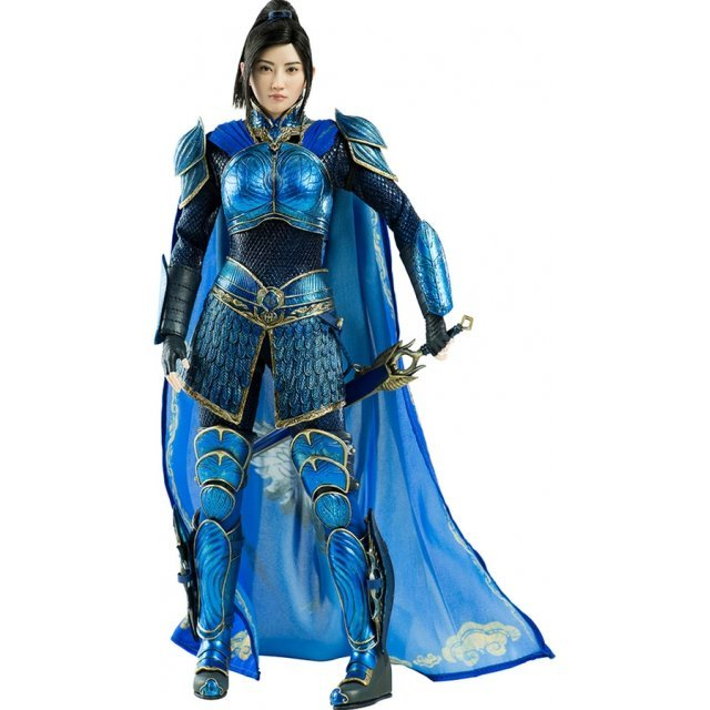 The Great Wall 1/6 Scale Action Figure: Commander Lin Mae