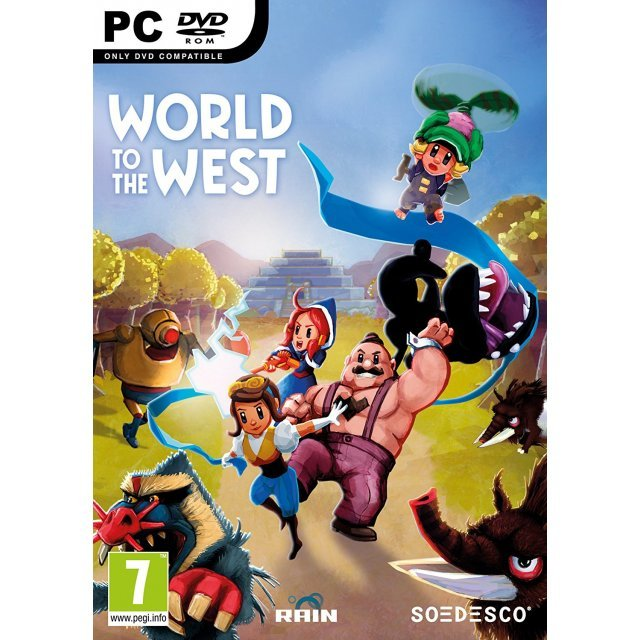 World to the West (DVD-ROM)
