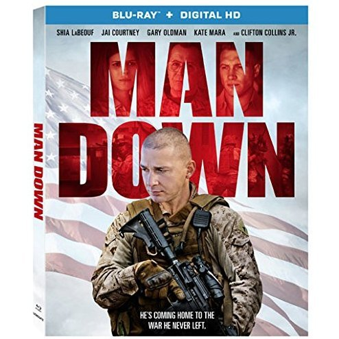 Man Down [Blu-ray+Digital HD]