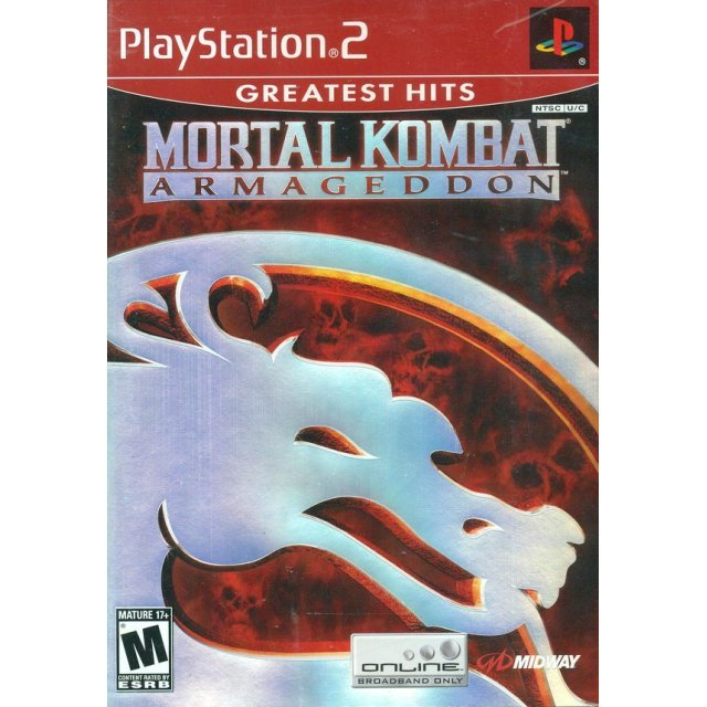 Mortal Kombat: Armageddon (Greatest Hits)