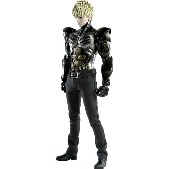 One Punch Man 1/6 Scale Articulated Figure: Genos