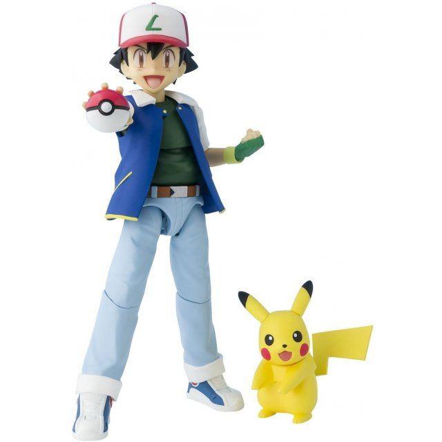 S.H.Figuarts Pokemon: Satoshi