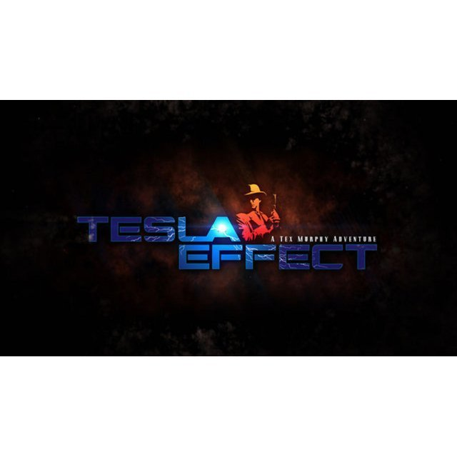 Tesla Effect: A Tex Murphy Adventure (Steam)