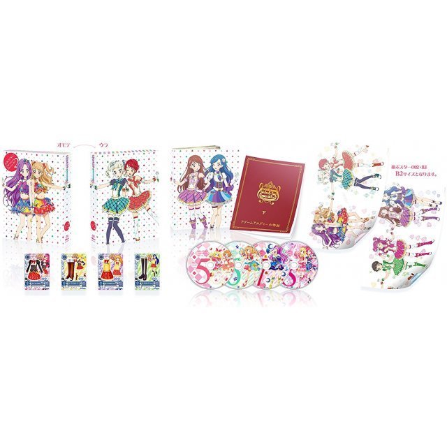 Aikatsu! 2nd Season Blu-ray Box 2