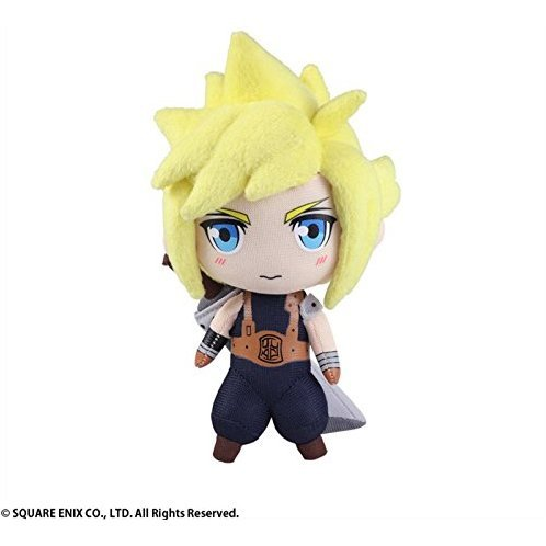 Final Fantasy VII Mini Plush: Cloud
