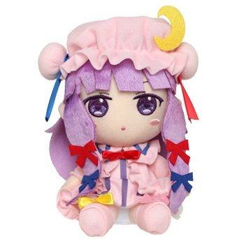 Touhou Project Plush Vol.3: Patchouli Knowledge