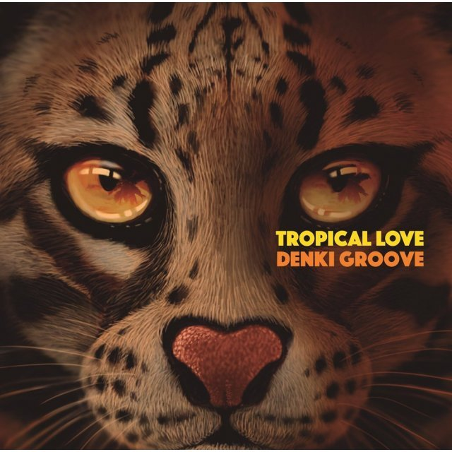 Tropical Love [CD+GOODS Limited Edition Type A]