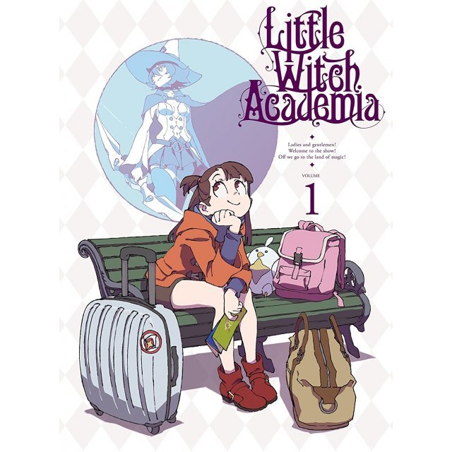 Little Witch Academia Vol.1