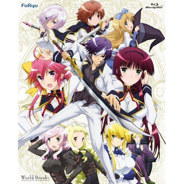 World Break: Aria Of Curse For A Holy Swordsman Blu-ray Box