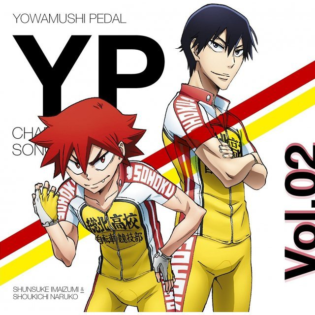 Yowamushi Pedal New Generation! Character Song Series Vol.2 Shunsuke Imaizumi And Shokichi Naruko