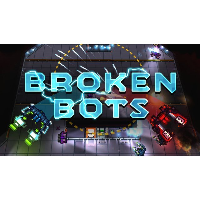 Broken Bots (Steam)