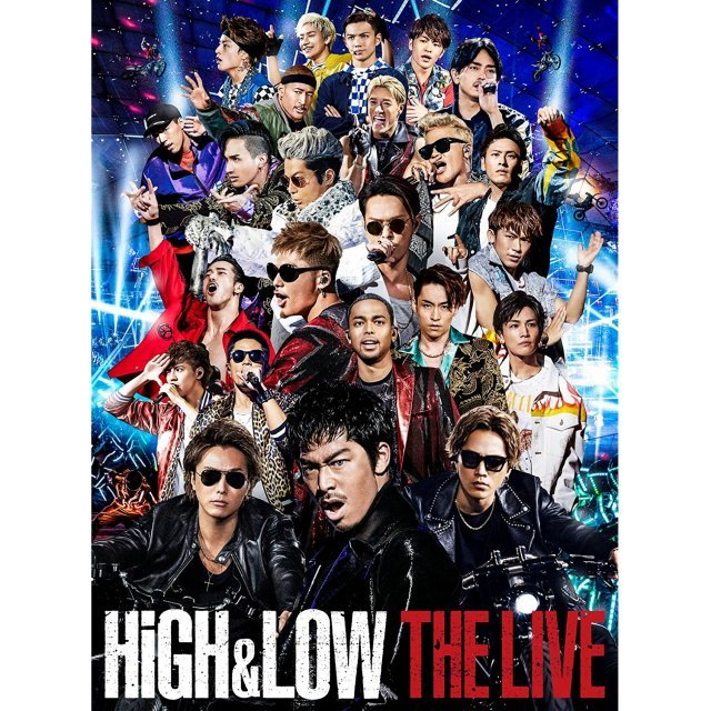 High And Low The Live [Limited Edition]