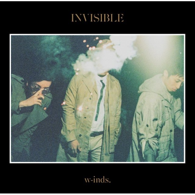 Invisible [CD+DVD Limited Edition Type B]