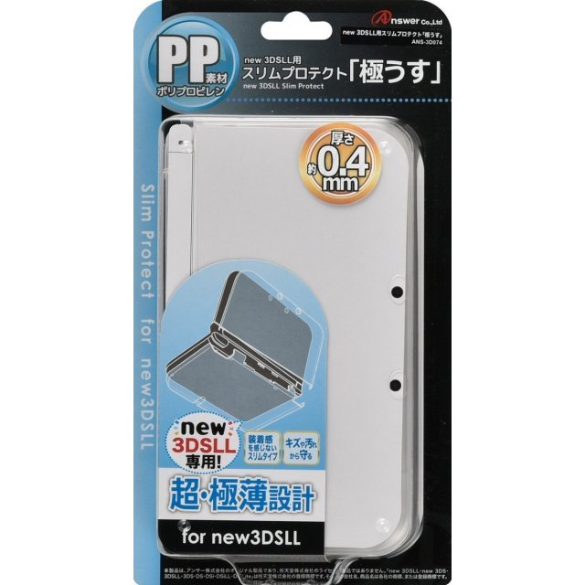 Slim Protector for New 3DS LL (Clear)