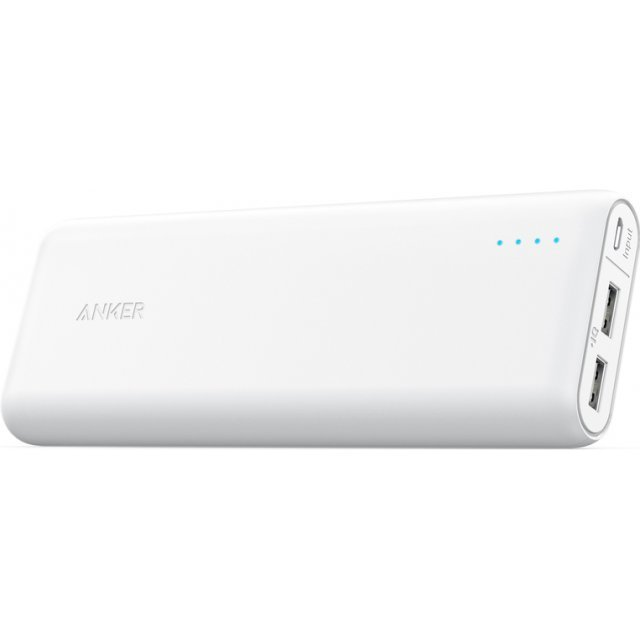Anker PowerCore 20100 (20100mAh) (White)