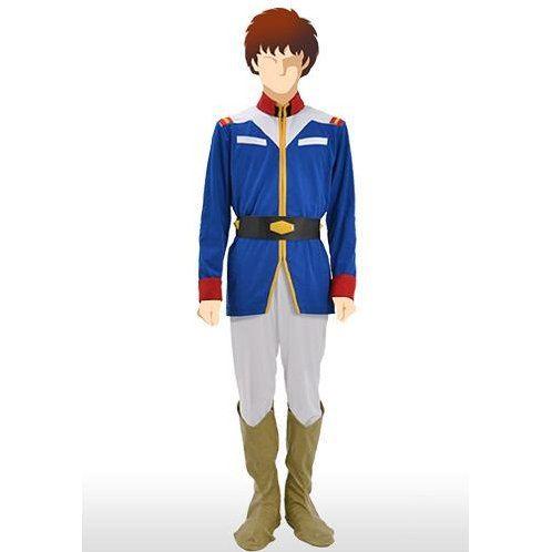 Mobile Suit Gundam Earth Federation Mens Uniform - Blue Ver