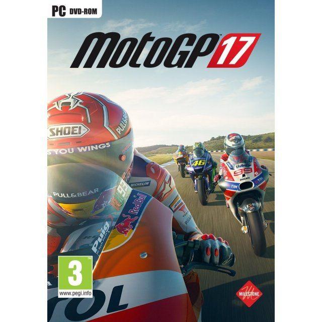 MotoGP 17 (DVD-ROM)