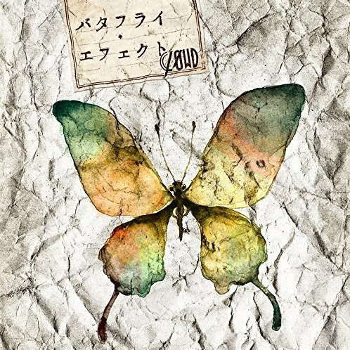 Butterfly Effect [CD+DVD, Limited Edition Type B]