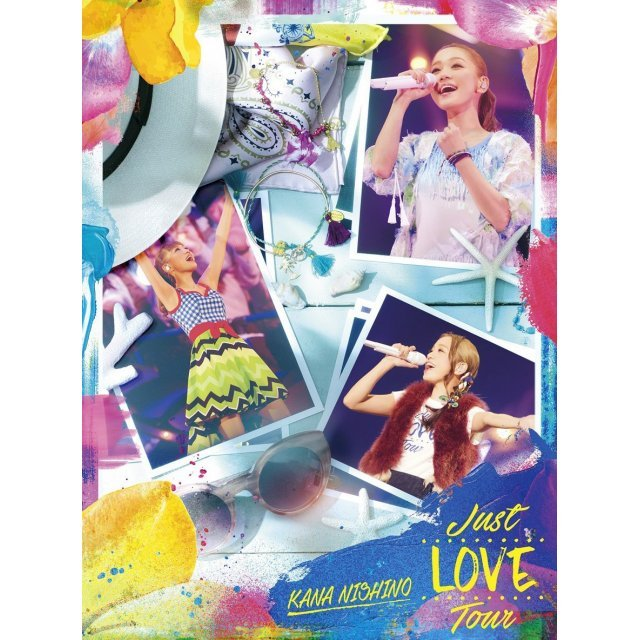 Just Love Tour [Limited Edition]