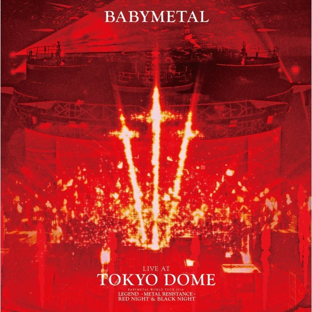 Babymetal Live At Tokyo Dome [Limited Edition]