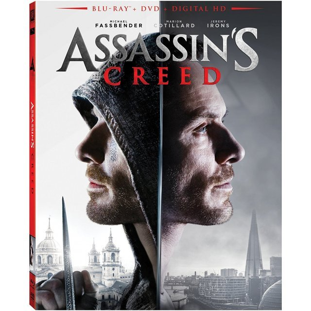 Assassin's Creed [Blu-ray+DVD+Digital HD]