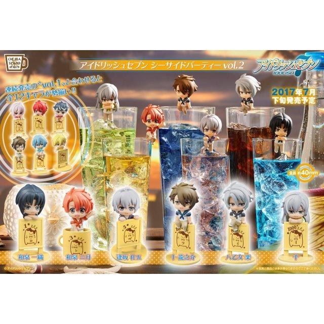 Ochatomo Series Idolish 7 Seaside Party Vol.2 (Set of 8 pieces) (Re-run)