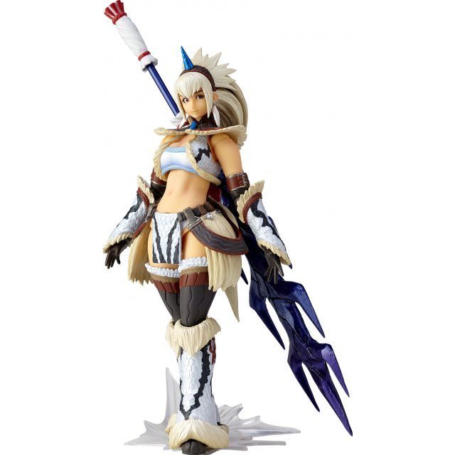 Vulcanlog 020 MonHunRevo Hunter: Female Swordsman Kirin Series