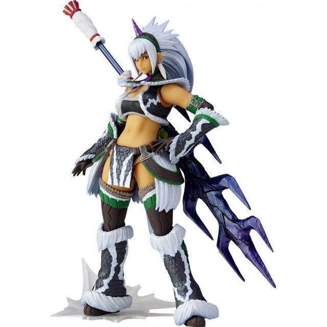 Vulcanlog 021 MonHunRevo Hunter: Female Swordsman Kirin U Series