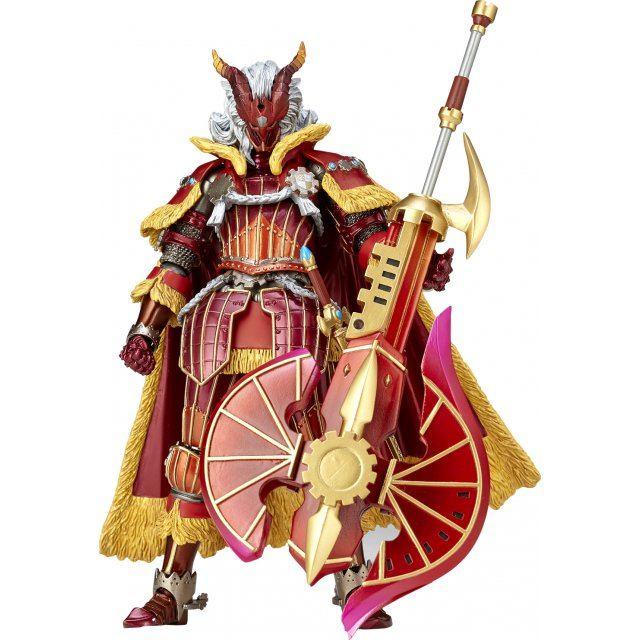 Vulcanlog 022 MonHunRevo Hunter: Male Swordsman Kaiser X Series