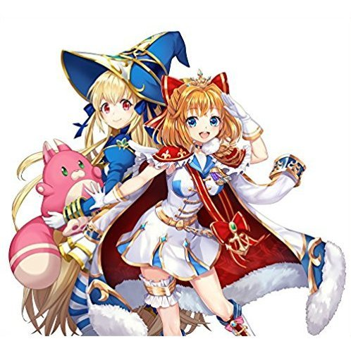 White Cat Project Official Art Book Part 1