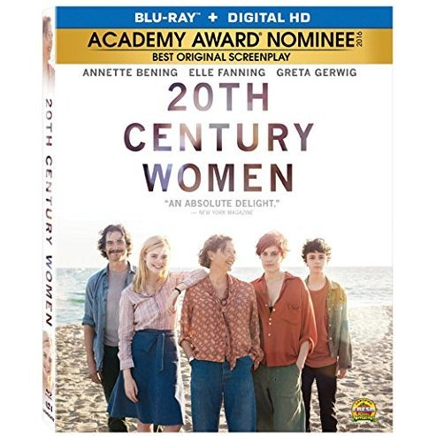 20th Century Women [Blu-ray+Digital HD]