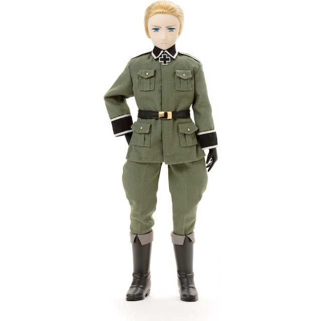 Asterisk Collection Series No. 010-HJ Hetalia The World Twinkle 1/6 Scale Fashion Doll: Germany