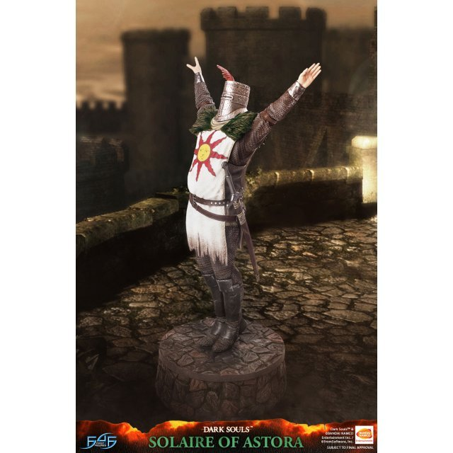 Dark Souls Statue: Solaire of Astora